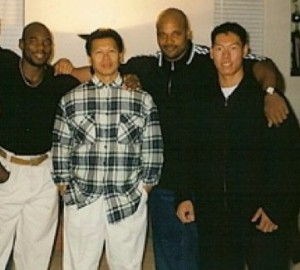 Flex Wheeler, Bolo, Rico McClinton, David Yeung