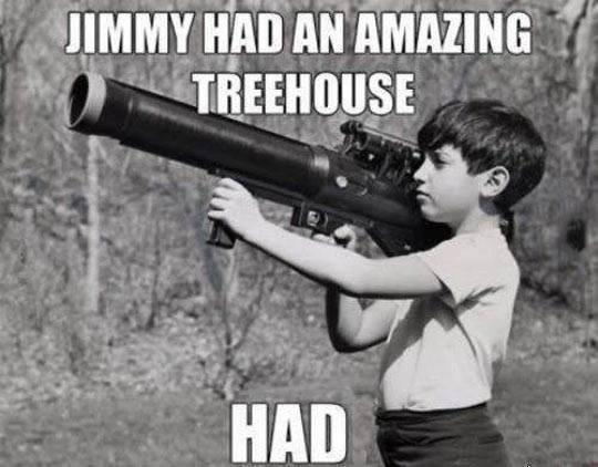 Jimmy's Treehouse