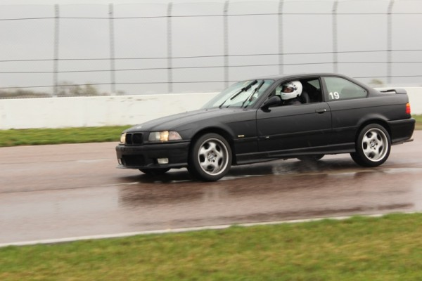 E36 M3 Michelin PSS - Wet