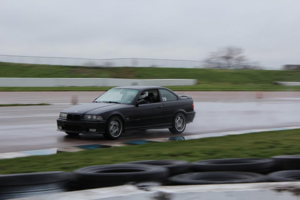 E36 M3 Michelin PSS HPT T8 Rain