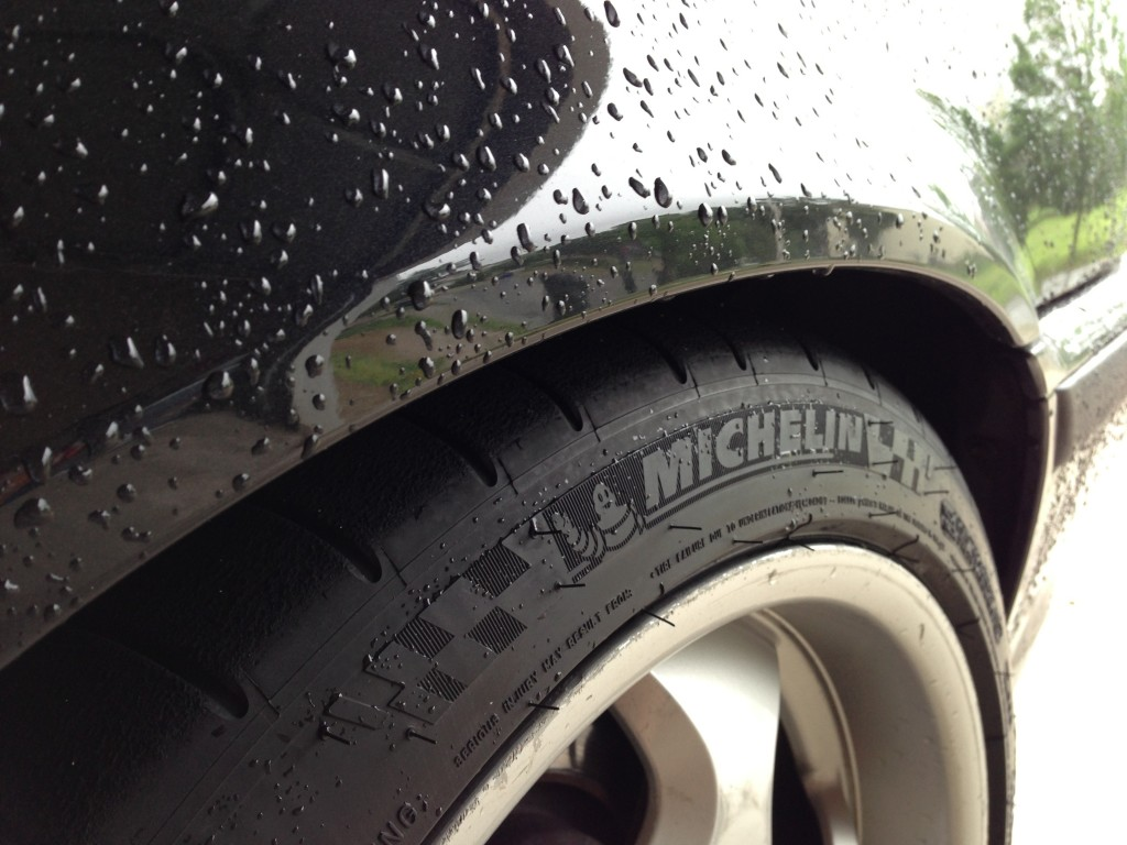 Michelin PSS Sidewall