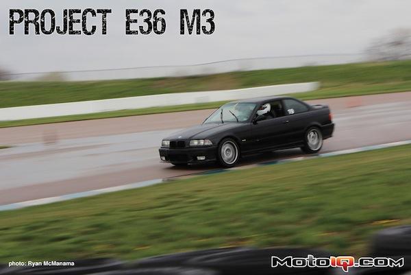 Project E36 M3 - Part 1